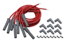 Holley 561-115 Universal LS Plug Wire Set For Holley Smart