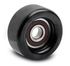 Holley 97-150 IDLER PULLEY, SMOOTH, 76MM DIAMETER