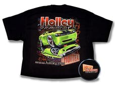 Holley 10007-LGHOL T-Shirt,Large