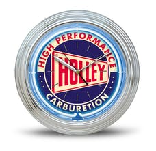 Holley 10004HOL Holley Neon Clock