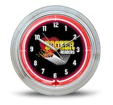 Hooker 10150HKR Hooker Neon Clock