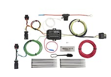 Hopkins Towing 11141150 Plug-In Simple Vehicle To Trailer Wiring Harness
