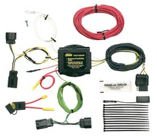 Hopkins Towing 11141615 Plug-In Simple Vehicle To Trailer Wiring Harness