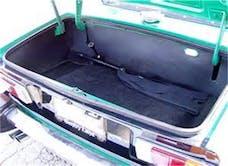 Hushmat 570204 Trunk Custom Insulation Kit