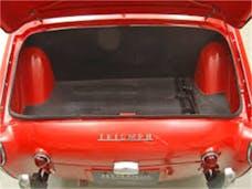 Hushmat 570304 Trunk Custom Insulation Kit