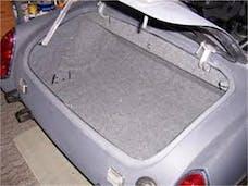 Hushmat 570404 Trunk Custom Insulation Kit