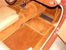 Hushmat 570501 Floor Pan Custom Insulation Kit