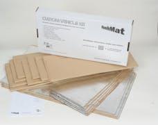 Hushmat 57800 Complete Vehicle Custom Insulation Kit