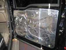 Hushmat 578003 Door Custom Insulation Kit