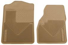 Husky Liners 51043 Heavy Duty Floor Mats