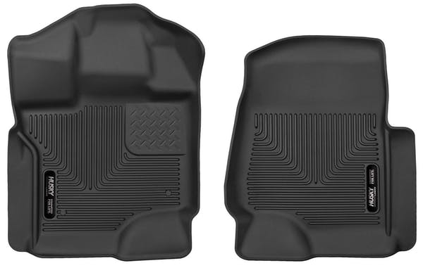 Husky Liners 53341 X-act Contour Series Front Floor Liners