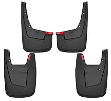 Husky Liners 58146 Custom Front and Rear Mud Guard Set