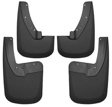 Husky Liners 58186 Front and Rear Mud Guard Set