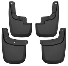 Husky Liners 58236 Front and Rear Mud Guard Set