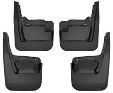 Husky Liners 58276 Custom Front and Rear Mud Guard Set