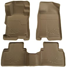 Husky Liners 98603 Weatherbeater Series Front & 2nd Seat Floor Liners