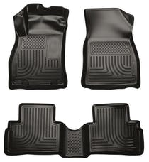 Husky Liners 98621 Weatherbeater Series Front & 2nd Seat Floor Liners