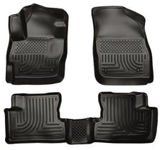 Husky Liners 98631 Weatherbeater Series Front & 2nd Seat Floor Liners