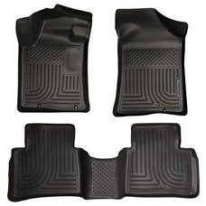 Husky Liners 98641 Weatherbeater Series Front & 2nd Seat Floor Liners