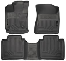 Husky Liners 98661 Weatherbeater Series Front & 2nd Seat Floor Liners