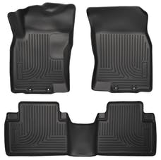 Husky Liners 98671 Weatherbeater Series Front & 2nd Seat Floor Liners