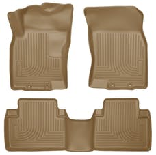 Husky Liners 98673 Weatherbeater Series Front & 2nd Seat Floor Liners