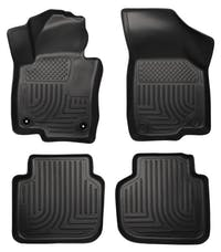 Husky Liners 98681 Weatherbeater Series Front & 2nd Seat Floor Liners