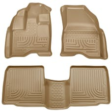 Husky Liners 98733 Weatherbeater Series Front & 2nd Seat Floor Liners