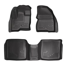 Husky Liners 98741 Weatherbeater Series Front & 2nd Seat Floor Liners