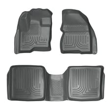 Husky Liners 98742 Weatherbeater Series Front & 2nd Seat Floor Liners