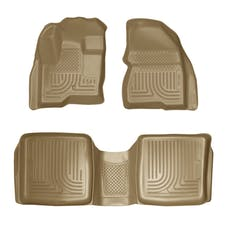 Husky Liners 98743 Weatherbeater Series Front & 2nd Seat Floor Liners