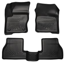 Husky Liners 98771 Weatherbeater Series Front & 2nd Seat Floor Liners