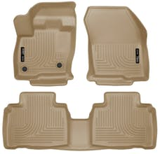 Husky Liners 98783 Weatherbeater Series Front & 2nd Seat Floor Liners