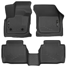 Husky Liners 98791 Weatherbeater Series Front & 2nd Seat Floor Liners