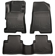 Husky Liners 98811 Weatherbeater Series Front & 2nd Seat Floor Liners
