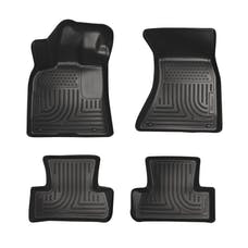 Husky Liners 98821 Weatherbeater Series Front & 2nd Seat Floor Liners