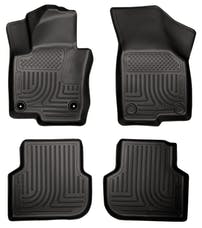 Husky Liners 98831 Weatherbeater Series Front & 2nd Seat Floor Liners