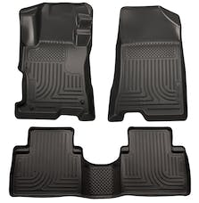 Husky Liners 98851 Weatherbeater Series Front & 2nd Seat Floor Liners