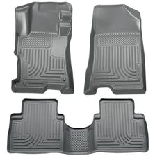 Husky Liners 98852 Weatherbeater Series Front & 2nd Seat Floor Liners