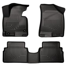 Husky Liners 98881 Weatherbeater Series Front & 2nd Seat Floor Liners