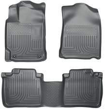 Husky Liners 98902 Weatherbeater Series Front & 2nd Seat Floor Liners