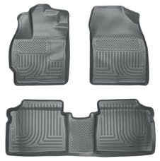 Husky Liners 98922 Weatherbeater Series Front & 2nd Seat Floor Liners