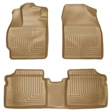 Husky Liners 98923 Weatherbeater Series Front & 2nd Seat Floor Liners