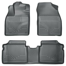 Husky Liners 98932 Weatherbeater Series Front & 2nd Seat Floor Liners