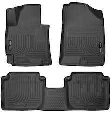 Husky Liners 98941 Weatherbeater Series Front & 2nd Seat Floor Liners