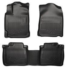 Husky Liners 98961 Weatherbeater Series Front & 2nd Seat Floor Liners
