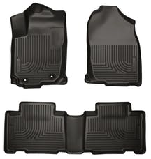 Husky Liners 98971 Weatherbeater Series Front & 2nd Seat Floor Liners