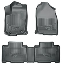 Husky Liners 98972 Weatherbeater Series Front & 2nd Seat Floor Liners