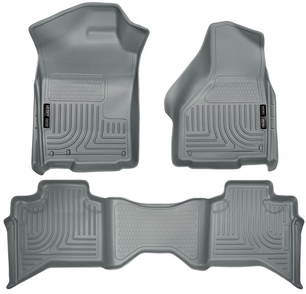 Husky Liners 99012 Weatherbeater Series Front & 2nd Seat Floor Liners