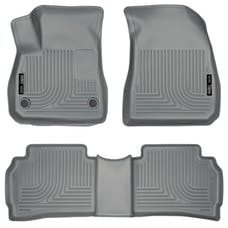 Husky Liners 99192 Weatherbeater Series Front & 2nd Seat Floor Liners